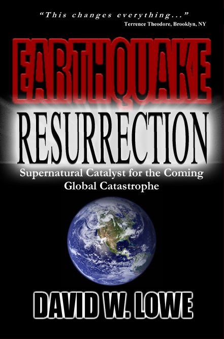 Earthquake Resurrection :: Front Cover